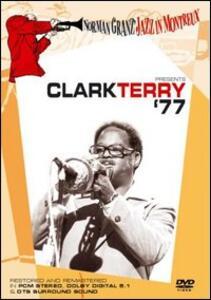 Clark Terry. '77. Norman Granz Jazz in Montreux - DVD