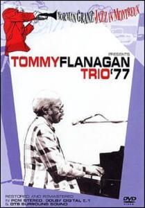 Tommy Flanagan. '77. Norman Granz Jazz in Montreux - DVD