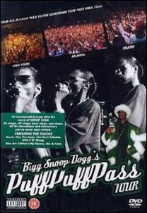 Snoop Dogg. Puff Puff Pass Tour - DVD