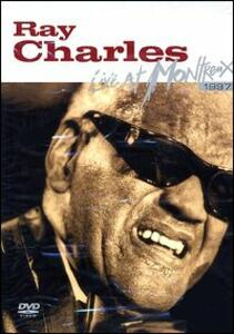 Ray Charles. Live at Montreaux 1997 - DVD