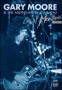 Gary Moore. Live At Montreux 1990 - DVD