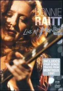 Bonnie Raitt. Live at Montreux 1977 - DVD