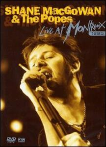 Shane McGowan & The Popes. Live At Montreaux 1995 - DVD