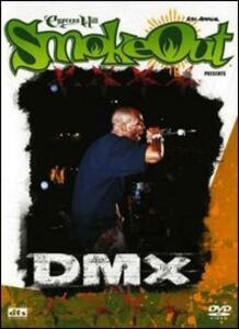 DMX. The Smoke Out Festival presents DMX - DVD