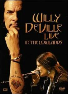 Willy DeVille. Live In The Lowlands - DVD