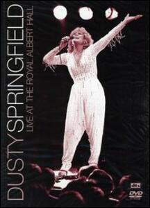 Dusty Springfield. Live At The Royal Albert Hall - DVD