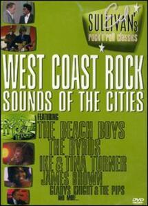 West Coast - Sounds Of The Cities. Ed Sullivan Presents - DVD