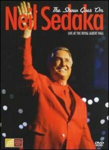 Neil Sedaka. The Show Goes On. Live At The Royal Festival Hall - DVD
