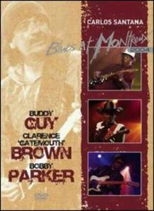 Carlos Santana. Blues at Montreux 2004 (3 DVD) - DVD