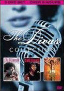 The Diva's Collection (3 DVD) - DVD