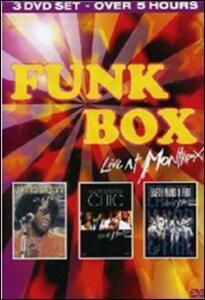 Funk Box (3 DVD) - DVD