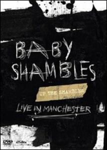 Babyshambles. Up The Shambles. Live In Manchester - DVD