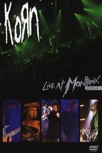 Korn. Live At Montreux 2004 - DVD