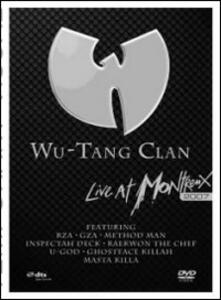 Wu-Tang Clan. Live at Montreux 2007 - DVD