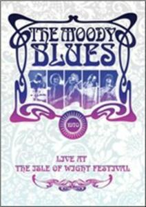 The Moody Blues. Threshold of a Dream. Live at the Isle of Wight Festival 1970 - DVD