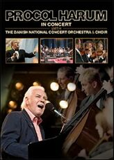 Film Procol Harum. In Concert with the Danish National Concert Orchestra & Choir