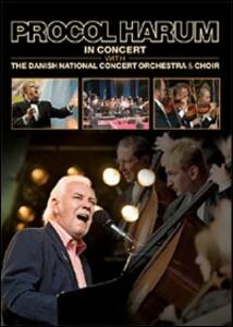 Procol Harum. In Concert with the Danish National Concert Orchestra & Choir - DVD
