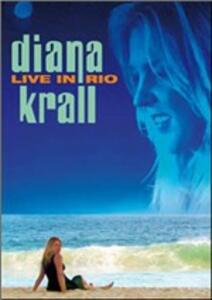 Diana Krall. Live in Rio - DVD