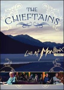 The Chieftains. Live At Montreux 1997 - DVD