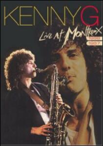 Kenny G. Live at Montreux 1987/1988 - DVD