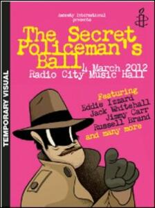 The Secrets Policeman's Ball. 4 March 2012. Radio City Music Hall - DVD