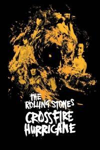 The Rolling Stones. Crossfire Hurricane di Brett Morgen - DVD