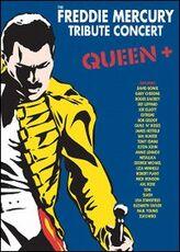 Film The Freddie Mercury Tribute Concert (3 DVD)