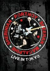 Film Portnoy. Sheehan. McAlpine. Sherinian. Live in Tokyo