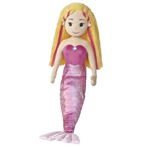 Aurora Sirene Mermaid Melody. Peluche 45 Cm