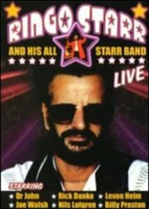 Ringo Starr and His All Starr Band. Live - DVD
