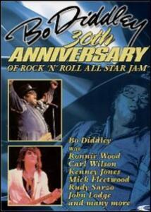 Bo Diddley. 30th Anniversary of Rock 'n' Roll All Star Jam - DVD