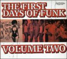 First Days of Funk vol.2. 4 - CD Audio