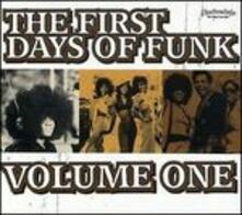 First Days of Funk vol.1. 4 - CD Audio