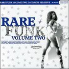 Rare Funk vol.2 - CD Audio