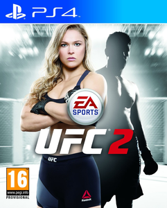 Videogioco EA Sports UFC 2 PlayStation4
