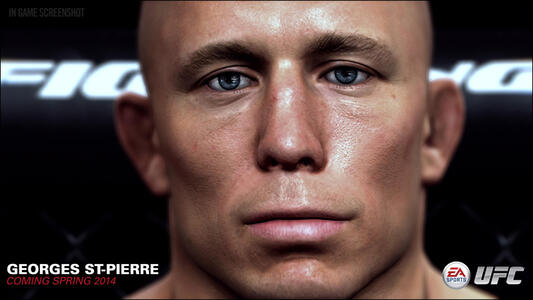 EA Sports UFC - 4