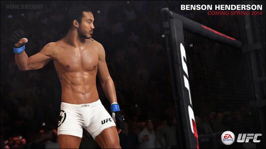 EA Sports UFC - 7