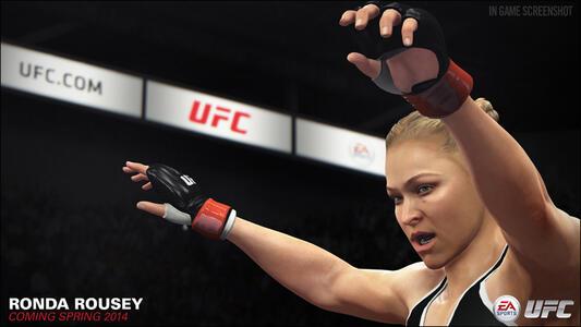 EA Sports UFC - 9