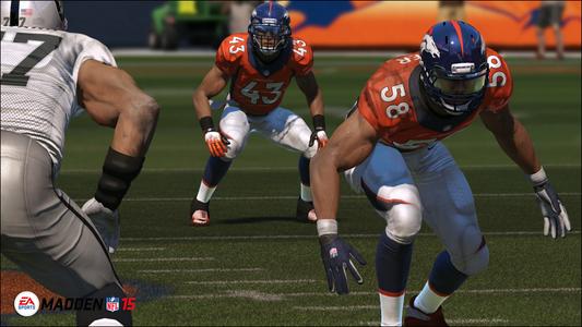 Videogioco Madden NFL 15 Xbox One 2