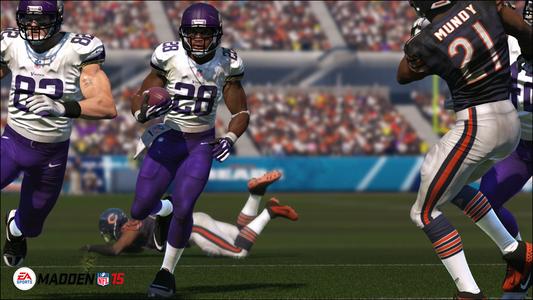 Videogioco Madden NFL 15 Xbox One 8