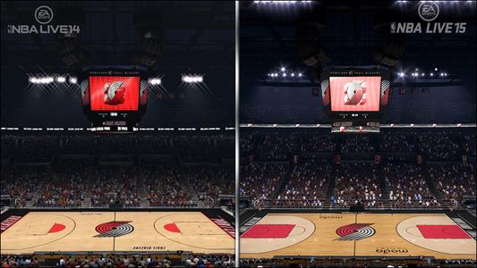 Videogioco NBA Live 15 Xbox One 2