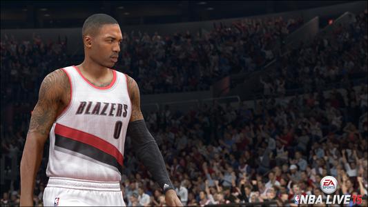 Videogioco NBA Live 15 Xbox One 6