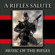 A Rifles Salute - CD Audio