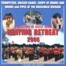 Beating Retreat 2004 - CD Audio di Band of the Household Division