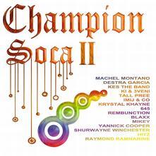 Champion Soca ii - CD Audio