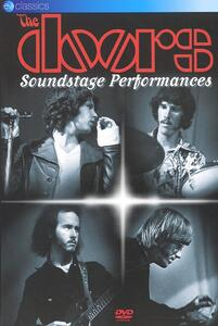 The Doors. Soudstage Performances - DVD