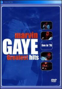 Marvin Gaye. Greatest Hits. Live In '76 - DVD