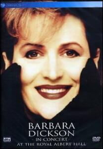 Barbara Dickson. In Concert. Live At The Royal Albert Hall - DVD