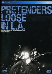 Pretenders. Loose In L.A. - DVD