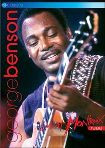 George Benson. Live At Montreux 1986 - DVD